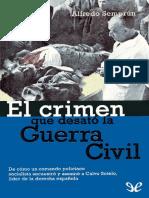 El crimen que desato la guerra civil