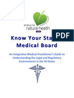 Know Your State Medical Board