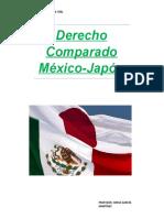 Derecho Comparado Japon Mexico