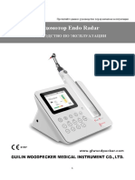 Woodpecker Endo Radar Manual Ru