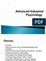 Industrial Psychology 1.2