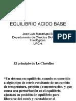 EQUILIBRIO ACIDO BASE, jose luis