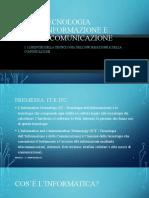 Modulo 1-1.1Principi dell'ICT