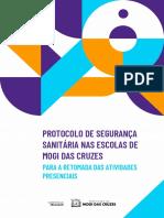 PROTOCOLO DE BIOSSEGURANÇA