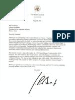 Carta Biden