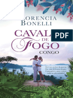 Florença Bonelli - Cavalo de Fogo - 02 - Congo