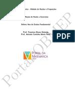 Razão e Proporção OBMEP