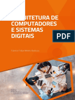 ARQUITETURA DE COMPUTADORES E SISTEMAS DIGITAIS