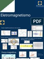 Revisão Eletromagnetismo - PSP