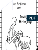 David, der Hirtenjunge