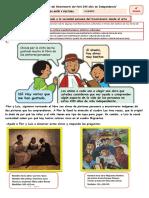 3.-Una Mirada a La Sociedad Peruara -Arte