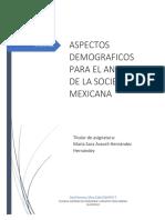 3-Aspectos demográficos para el análisis de la sociedad mexicana