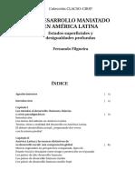12. EL DESARROLLOMANIATADO EN AMERICA LATINA- FILGUEIRA