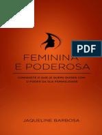Feminin a e Poderosa