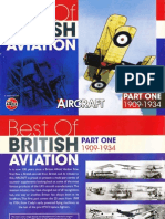 Aircraft Illustrated Best of British Aviation Part One 1909-1934