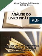escolha de livro didático - governo do Paraná