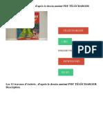 Les 12 travaux d'astérix, d'après le dessin annimé PDF TÉLÉCHARGER TÉLÉCHARGER LIRE ENGLISH VERSION DOWNLOAD READ. Description