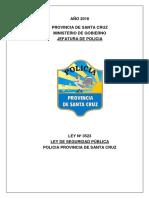 Ley provincial 3523