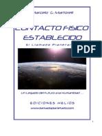 Contacto Fisico Establecido - El Llamado Planetario II - Marcelo G. Martorelli
