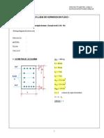 Verificacion de columnas