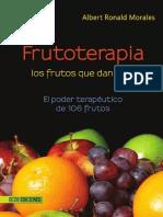 Frutoterapia Los Frutos Que Dan Vida 6ta Edición