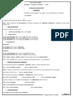 2ª AULA  DE NIVELAMENTO-PORT. 2º ANO - Copia