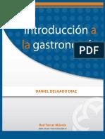 Introduccion a La Gastronomia
