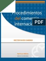 Procedimientos de Comercio Internacional