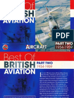 Aircraft Illustrated Best of British Aviation Part Two 1934-1959