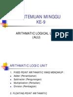 Arithmatic Logical Unit