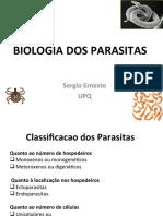 BIOLOGIA DOS PARASITAS