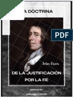 La Doctrina de La Justificacion Por La Fe - John Owen