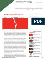 Branding_ muito além da marca - Adnews - Movido pela Notícia
