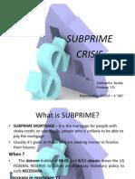sub prime II