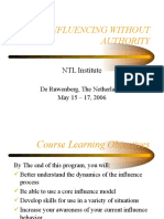 Influencing-Effectively