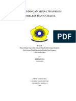 Perbandingan Media Transmisi Wireless dan Satelit