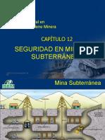 CM001 CAP12.-MINERÍA SUBTERRÁNEA