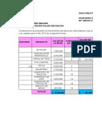 SOLUCION CASO PRACTICO UNIDAD II REGIMEN FISCAL