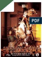Libro Semana Santa Archena 2011
