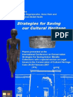 Gouda, V.K. Et Al. Survey Metal Production Ancient Egypt. 2007