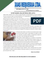 Informativo Nº 23 mes de marzo 2011 (1)