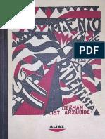 List Arzubide Germán El Movimiento Estridentista