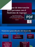 Programas de Intervencion Asperger