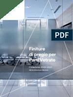 Brochure Finiture Per Parti Vetrate 2019_10