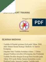 Nashiha Short Training