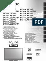 MANUAL INSTRUCCIONES LC40-46LE820E-ERU-LU820E-LE820E-ERU-LE810E-ERU-LX810E-52LE820E-ERU_ES