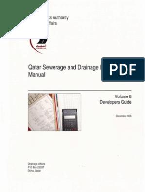 Ashghal Guide-Qatar Sewerage &