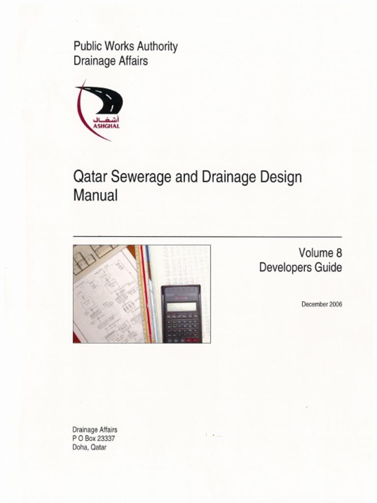 Home Septic Tank Design Manual Guide
