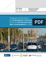 Catalogue Sénégal - Novembre 2015