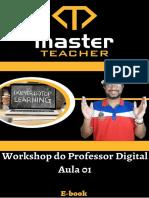 E-Book Aula 01- Workshop Do Professor Digital